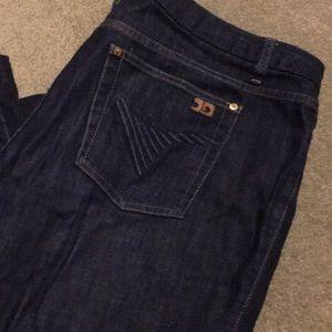 Joe's jeans super soft!
